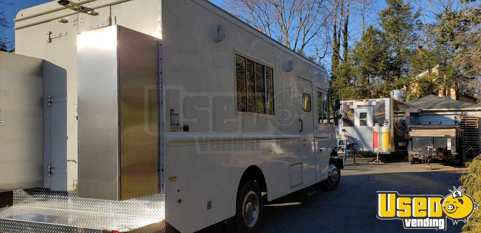 2011 Workhorse All-purpose Food Truck Insulated Walls New Jersey Diesel Engine for Sale - 5