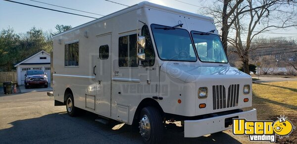 2011 Workhorse All-purpose Food Truck New Jersey Diesel Engine for Sale