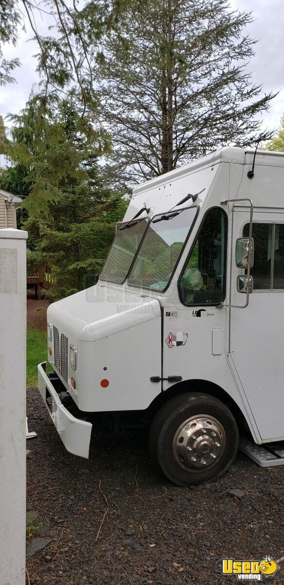 2011 Workhorse All-purpose Food Truck Upright Freezer New Jersey Diesel Engine for Sale - 10
