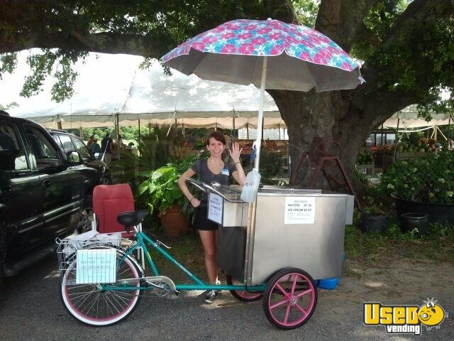 Ice Cream Cart For Sale >> 2011 Worksman Ice Cream Cart For Sale In South Carolina