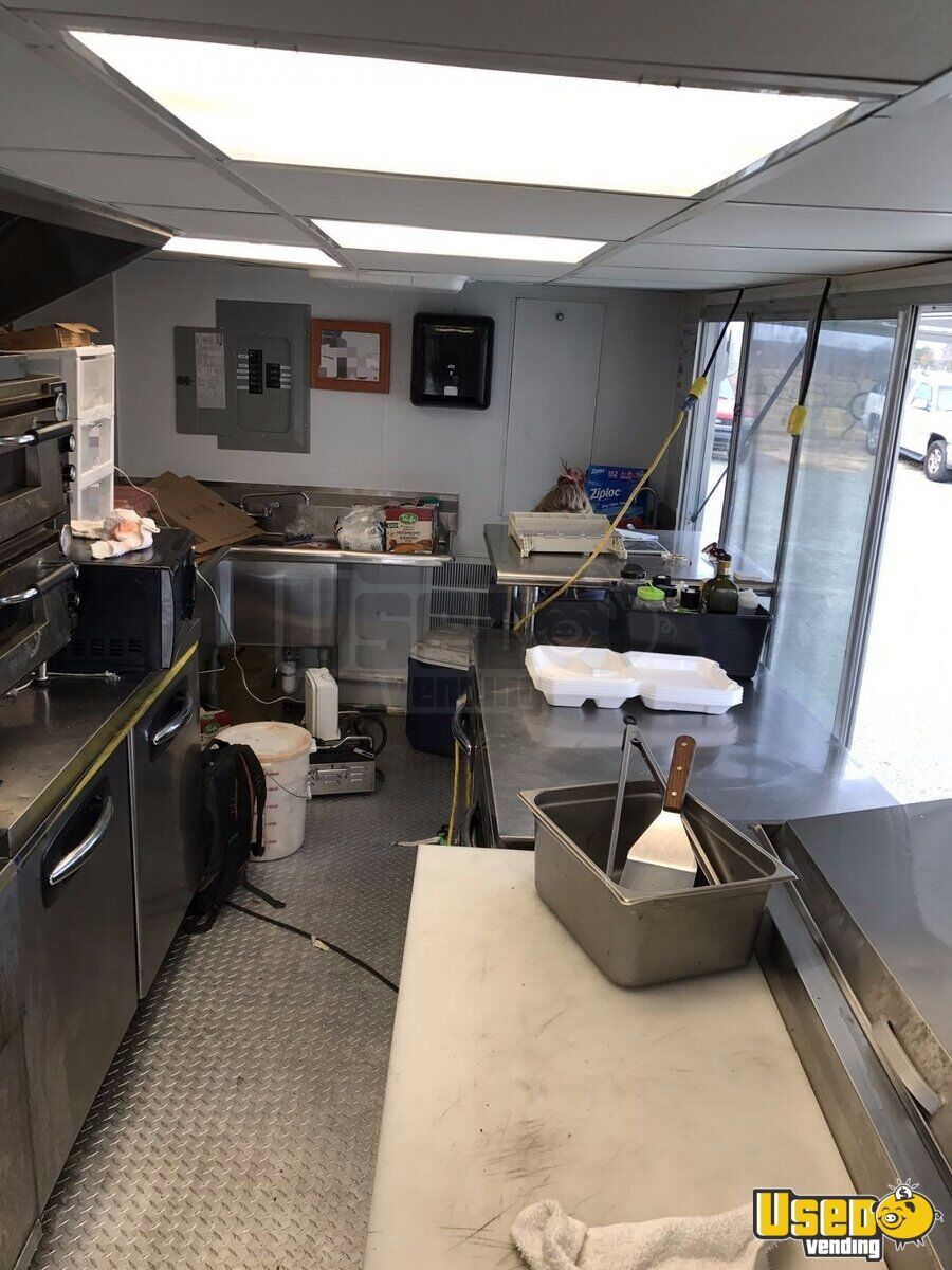 2012 All-purpose Food Truck Awning North Carolina Gas Engine for Sale - 6