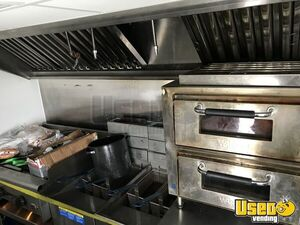 2012 All-purpose Food Truck Deep Freezer North Carolina Gas Engine for Sale