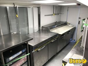 2012 All-purpose Food Truck Exterior Customer Counter North Carolina Gas Engine for Sale