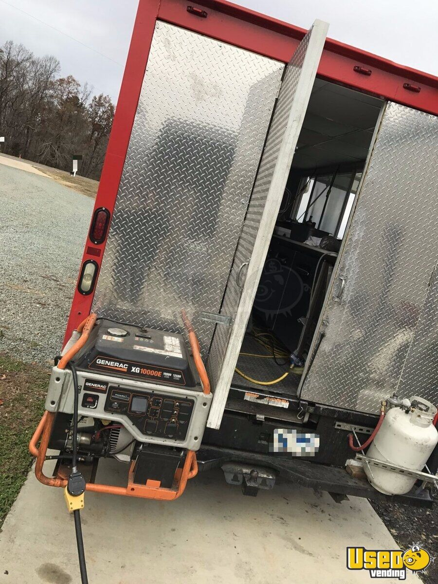 2012 All-purpose Food Truck Insulated Walls North Carolina Gas Engine for Sale - 5