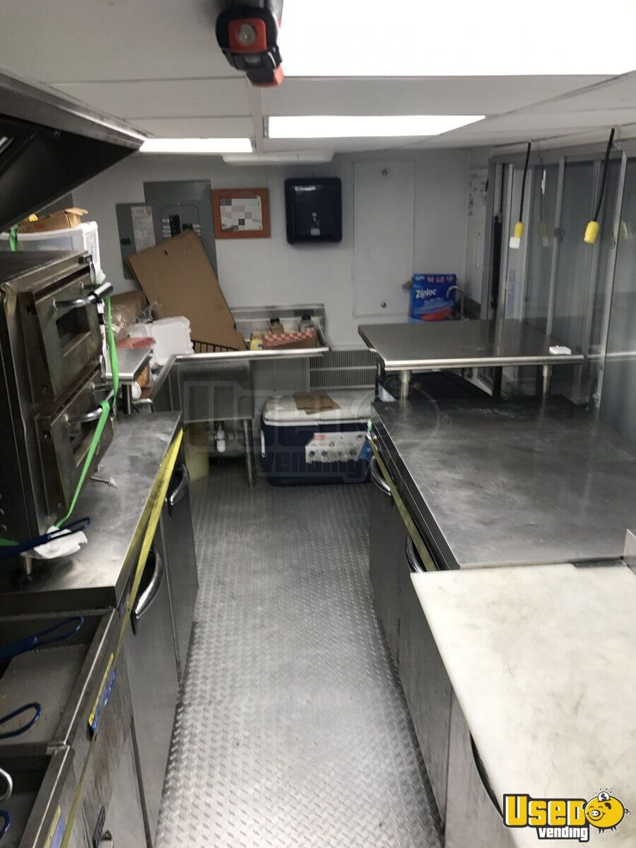 2012 All-purpose Food Truck Shore Power Cord North Carolina Gas Engine for Sale - 11