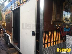 2012 Barbecue Concession Trailer Barbecue Food Trailer Concession Window Colorado for Sale