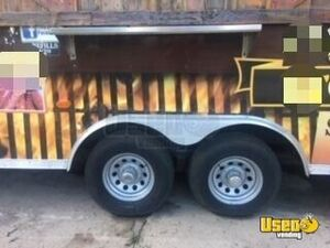 2012 Barbecue Concession Trailer Barbecue Food Trailer Propane Tank Colorado for Sale