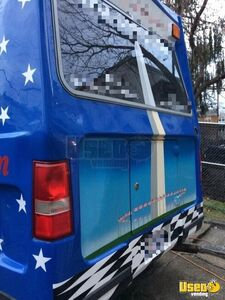2012 Chevrolet 2500 Express Food Truck Removable Trailer Hitch District Of Columbia Gas Engine for Sale