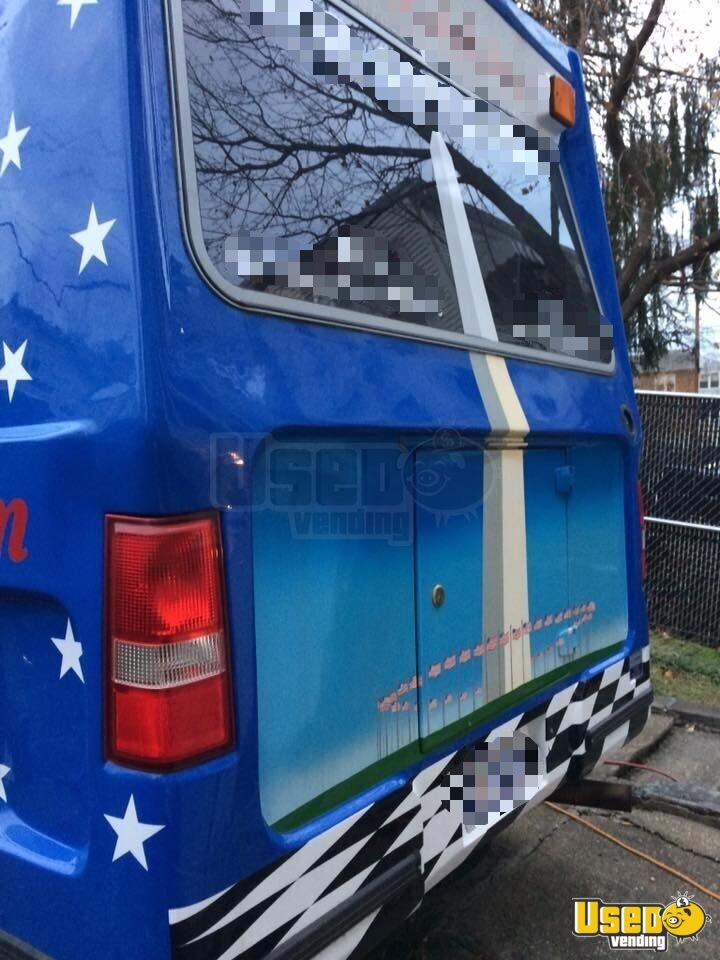 2012 Chevrolet 2500 Express Food Truck Removable Trailer Hitch District Of Columbia Gas Engine for Sale - 5