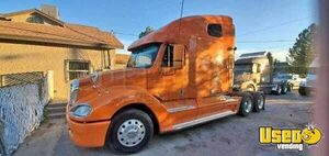 2012 Columbia Glider Sleeper Cab Semi Truck Freightliner Semi Truck 3 Texas for Sale