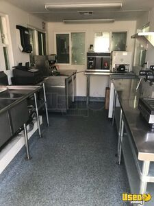 2012 Concession Trailer Insulated Walls California for Sale