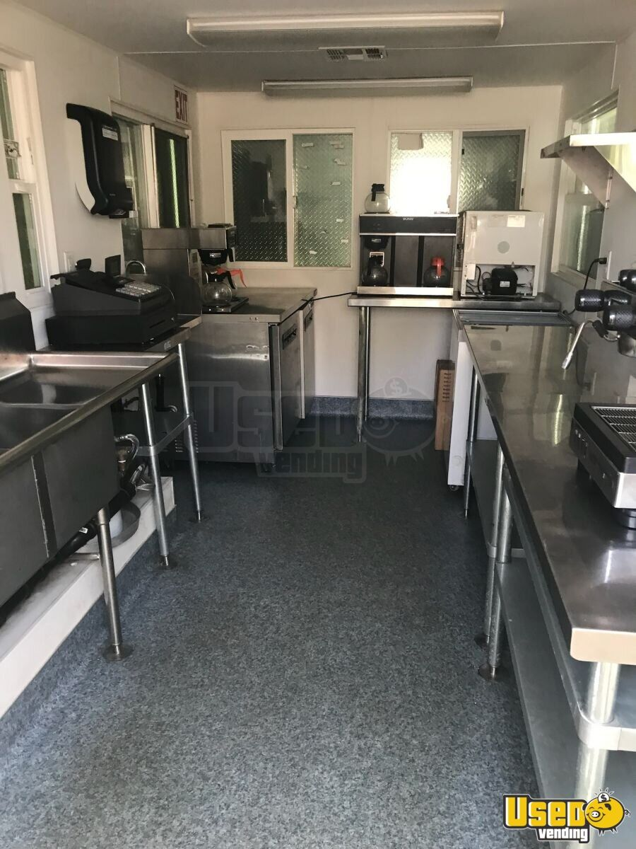 2012 Concession Trailer Insulated Walls California for Sale - 4