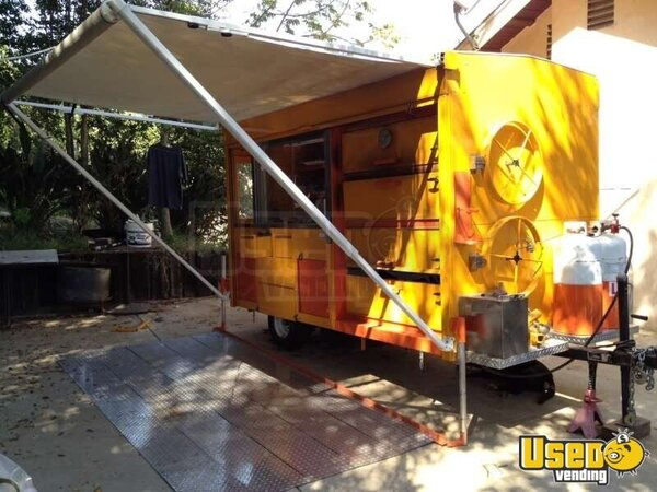 2012 Custom Built Concession Trailer California for Sale