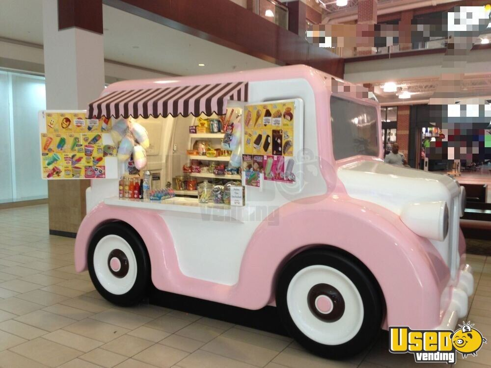 2012 Custom Cart Ice Cream Freezer Arizona for Sale - 2