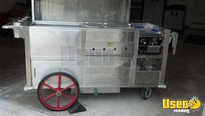 Custom Built Hot Dog Cart in Wisconsin for Sale!!!