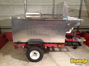 2012 Dock Dawgs Deluxe Mobile Food Cart Cart 5 Michigan for Sale