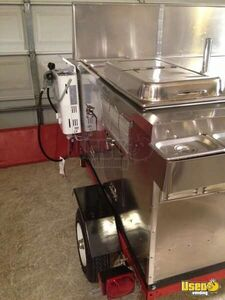 2012 Dock Dawgs Deluxe Mobile Food Cart Cart 7 Michigan for Sale
