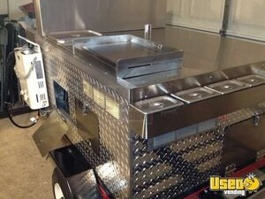 2012 Dock Dawgs Deluxe Mobile Food Cart Food Cart 3 Michigan for Sale