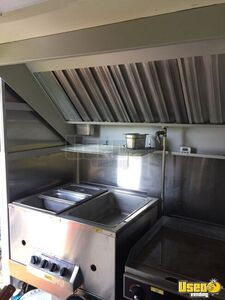 2012 Dream Maker Columbia Kitchen Food Trailer Cabinets New York for Sale