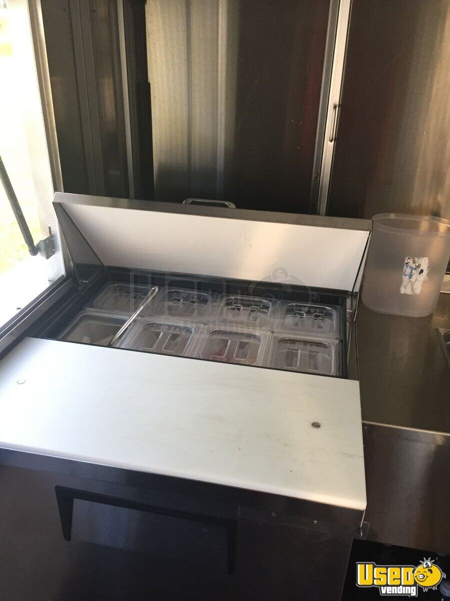 2012 Dream Maker Columbia Kitchen Food Trailer Generator New York for Sale - 9