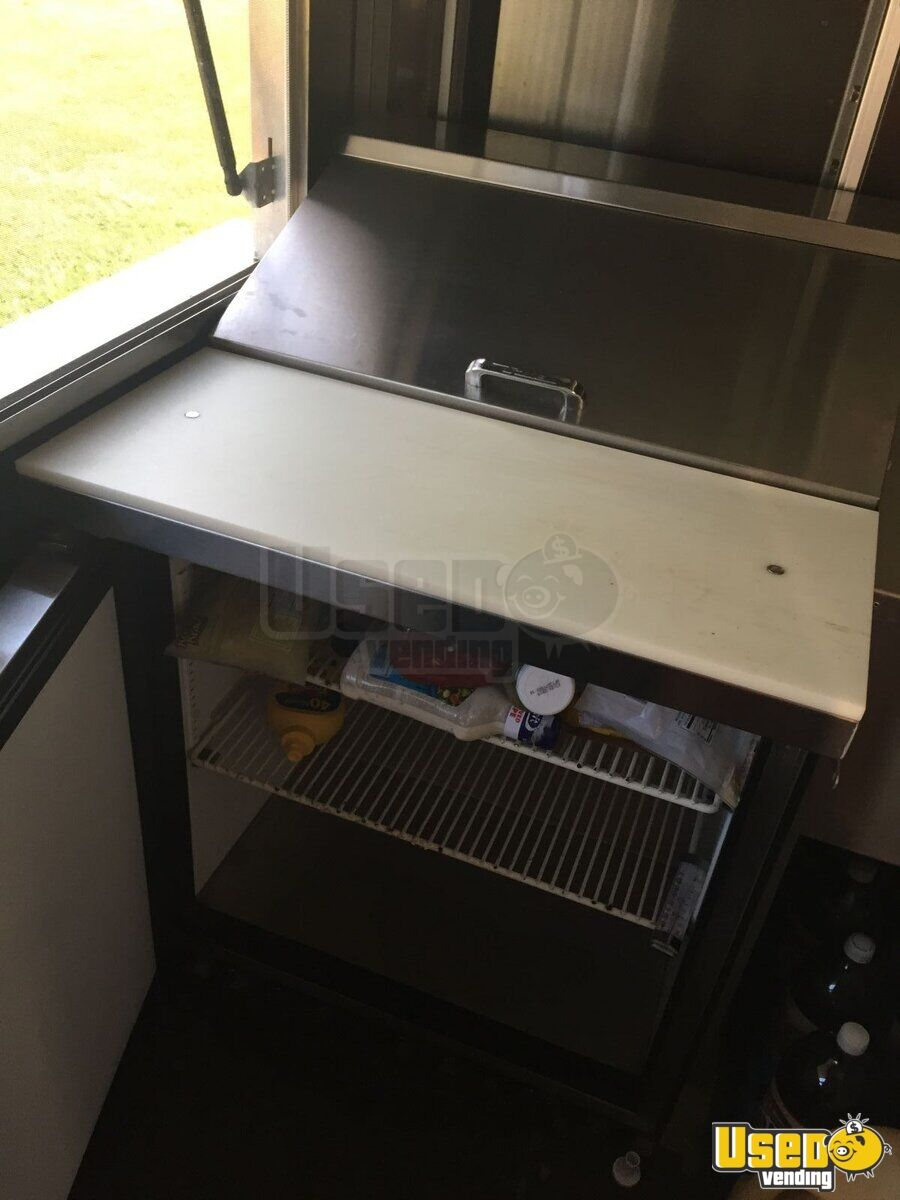 2012 Dream Maker Columbia Kitchen Food Trailer Propane Tank New York for Sale - 8