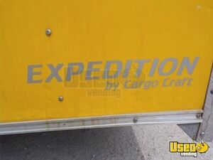2012 Expedition Food Concession Trailer Concession Trailer Additional 5 Texas for Sale