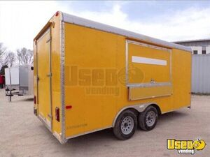 2012 Expedition Food Concession Trailer Concession Trailer Air Conditioning Texas for Sale