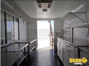 2012 Expedition Food Concession Trailer Concession Trailer Hand-washing Sink Texas for Sale