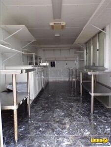 2012 Expedition Food Concession Trailer Concession Trailer Hot Water Heater Texas for Sale