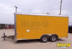 2012 Expedition Food Concession Trailer Concession Trailer Insulated Walls Texas for Sale