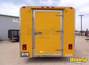 2012 Expedition Food Concession Trailer Concession Trailer Microwave Texas for Sale