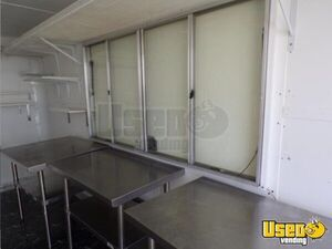 2012 Expedition Food Concession Trailer Concession Trailer Open Signage Texas for Sale