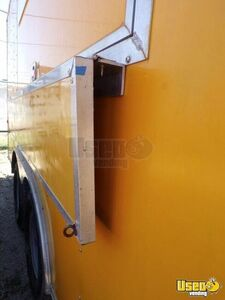 2012 Expedition Food Concession Trailer Concession Trailer Refrigerator Texas for Sale