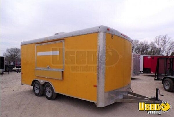 2012 Expedition Food Concession Trailer Concession Trailer Texas for Sale