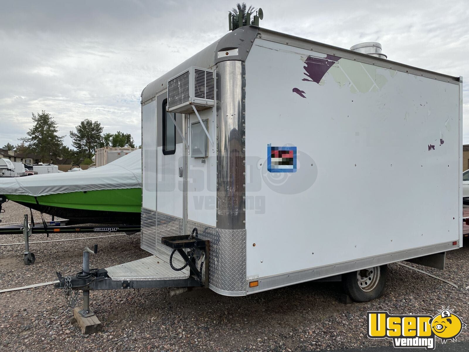 2012 Fbth All-purpose Food Trailer Air Conditioning Arizona for Sale - 2
