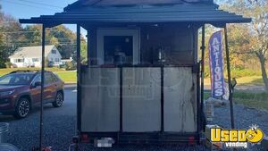 2012 Food Concession Trailer Concession Trailer Awning Maine for Sale