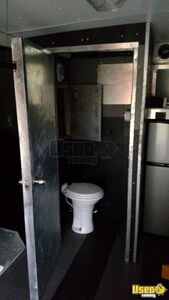 2012 Food Concession Trailer Concession Trailer Bathroom Michigan for Sale