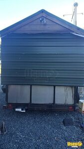 2012 Food Concession Trailer Concession Trailer Exterior Customer Counter Maine for Sale