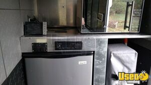 2012 Food Concession Trailer Concession Trailer Microwave Michigan for Sale