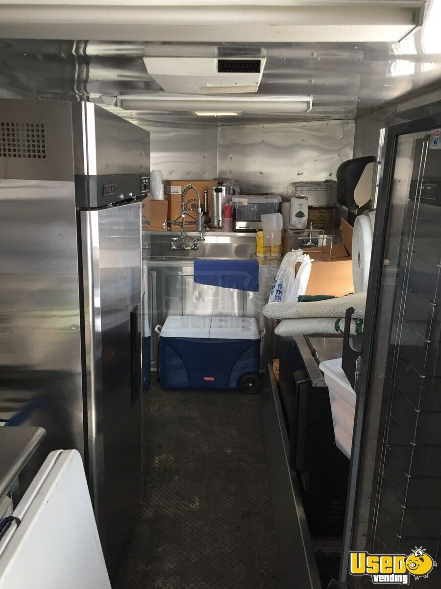 2012 Food Concession Trailer Kitchen Food Trailer Awning Pennsylvania for Sale - 5