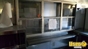2012 Food Concession Trailer Kitchen Food Trailer Cabinets Florida for Sale