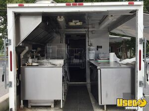 2012 Food Concession Trailer Kitchen Food Trailer Cabinets Pennsylvania for Sale