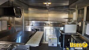 2012 Food Concession Trailer Kitchen Food Trailer Concession Window Florida for Sale