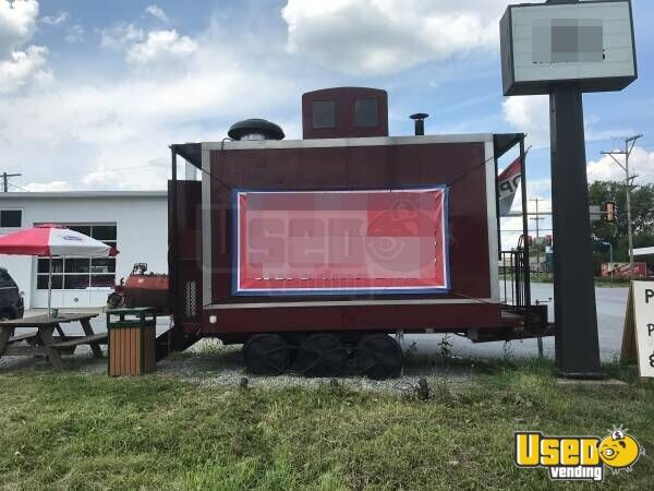 2012 Food Concession Trailer Kitchen Food Trailer Concession Window Pennsylvania for Sale - 3