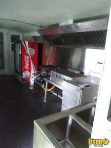 2012 Food Concession Trailer Kitchen Food Trailer Exhaust Hood Missouri for Sale