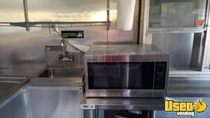 2012 Food Concession Trailer Kitchen Food Trailer Exterior Customer Counter Florida for Sale