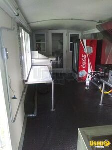 2012 Food Concession Trailer Kitchen Food Trailer Fire Extinguisher Missouri for Sale