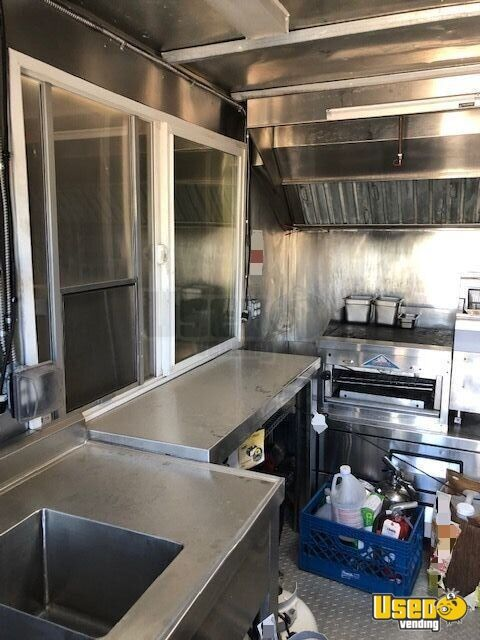 2012 Food Concession Trailer Kitchen Food Trailer Generator Arizona for Sale - 9