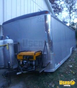 2012 Food Concession Trailer Kitchen Food Trailer Generator Missouri for Sale