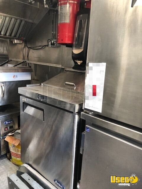 2012 Food Concession Trailer Kitchen Food Trailer Propane Tank Arizona for Sale - 8